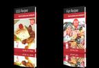 **NEW!**Fresh Recipes Two Books- EGG Recipes - Fish Recipes