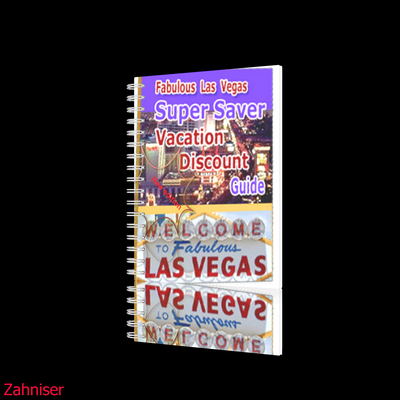 Product picture Las Vegas Super save vacation discount guide