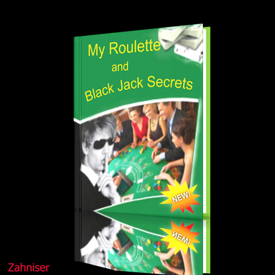 Product picture My Roulette and Black Jack Sec