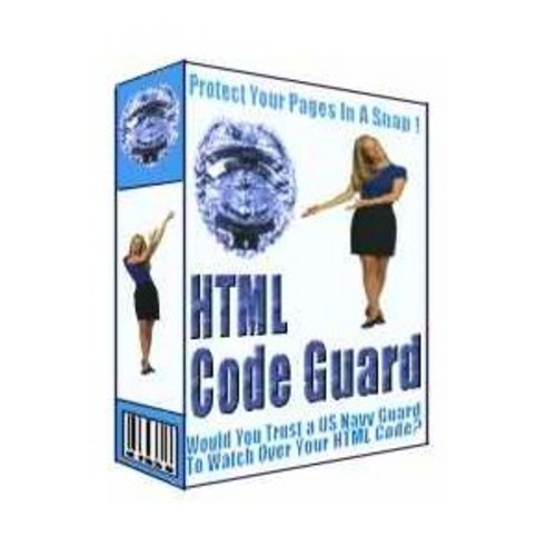 Product picture HTML CODE GUARD MRR/website html code/html code program