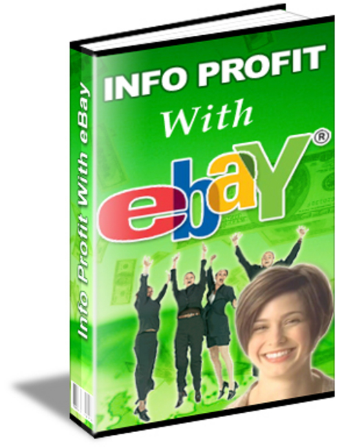 Product picture Info Profit With Ebay MRR/ebay make money