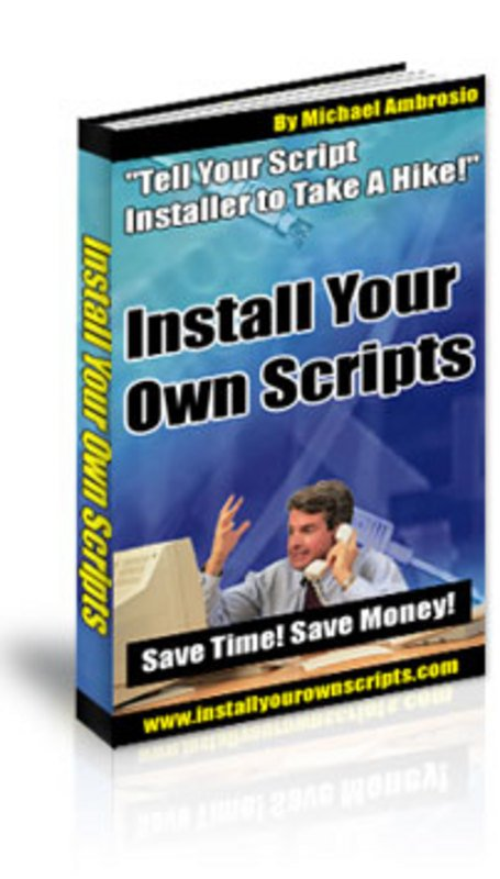Product picture How To Install Your Own Scripts MRR/php scripts/scripts onli