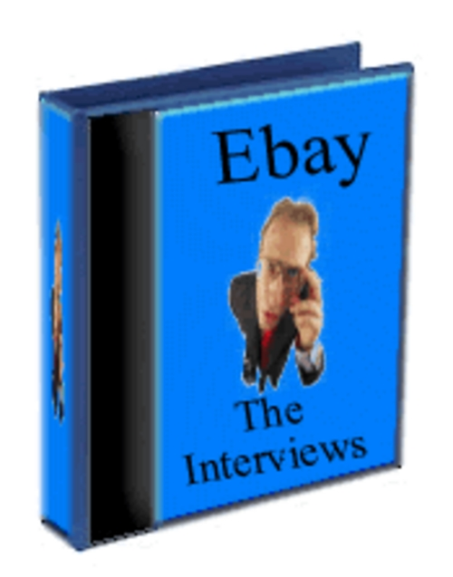 Product picture EBAY - THE INTERVIEWS MRR